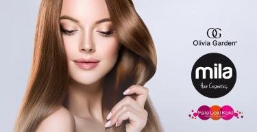 Szczotka iBLEND colour&care Olivia Garden